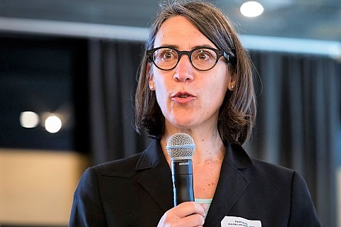 Fachtagung eco-bau/NNBS: Friederike Pfromm